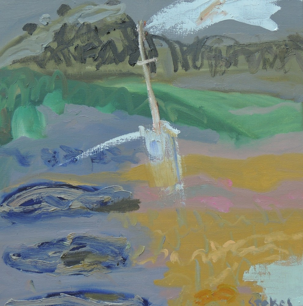 Hawkesbury boat 2 by Sally Stokes