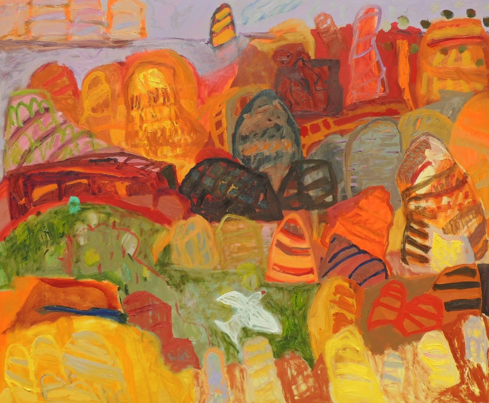 Purnululu I by Sally Stokes