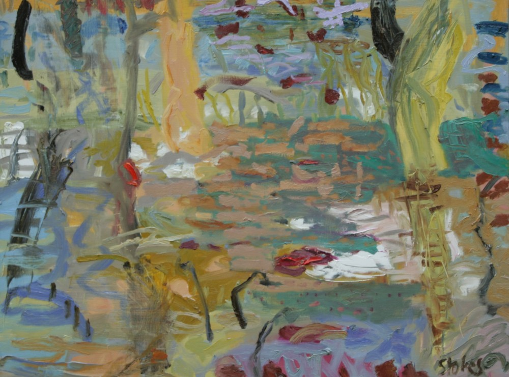 Mangroves 2 by Sally Stokes