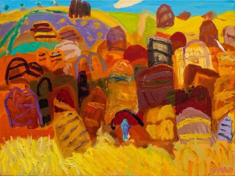 Purnululu 3 by Sally Stokes