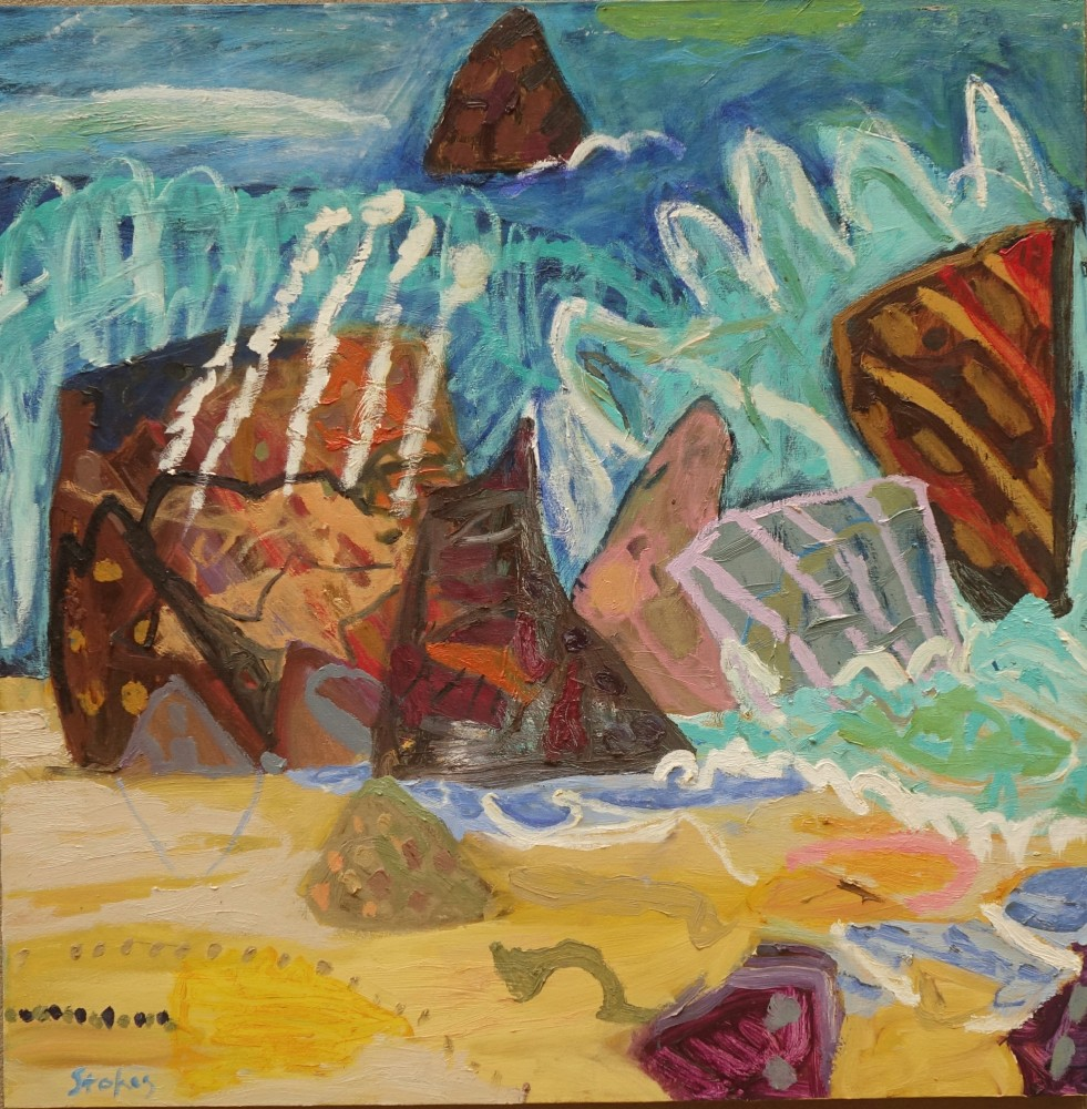Mystery Bay 4 by Sally Stokes